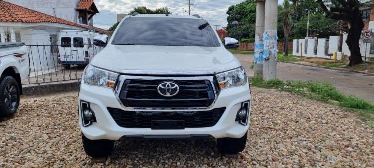 Impecable toyota hilux mod.2019 full imp. toyosa1848647966