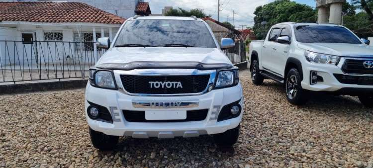 Impecable toyota hilux mod.2014 full thailandesa1220200703