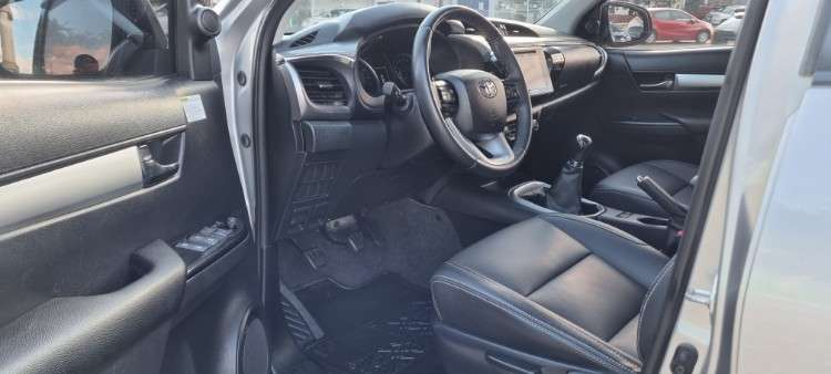Impecable toyota hilux mod.2018 full imp. toyosa187395066