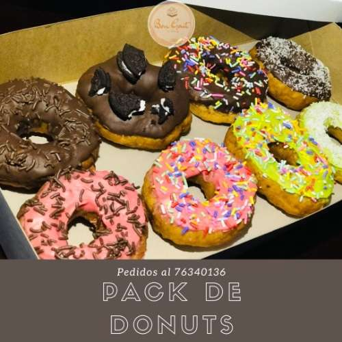 Pack de donuts 889264937