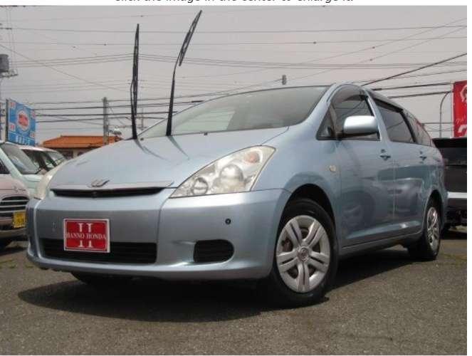 Toyota wish ua-ane10g.  el auto que te transportara muy comodamente.425831617