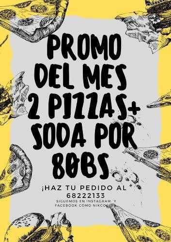 Pizza 2x1200352114