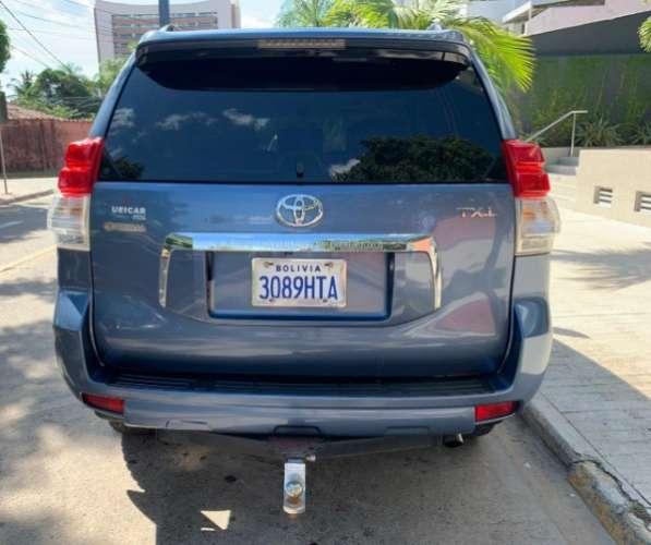 Toyota prado 2013 automatica motor 4000cc1470672461