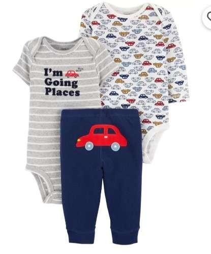 Se vende set de bodys y ropa de bebés48592769