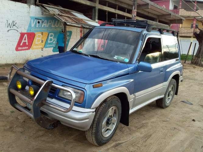 Suzuki vitara 1997 perfecto estado232748197