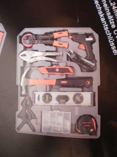 Maletín de herramientas profesional alemán1219544268