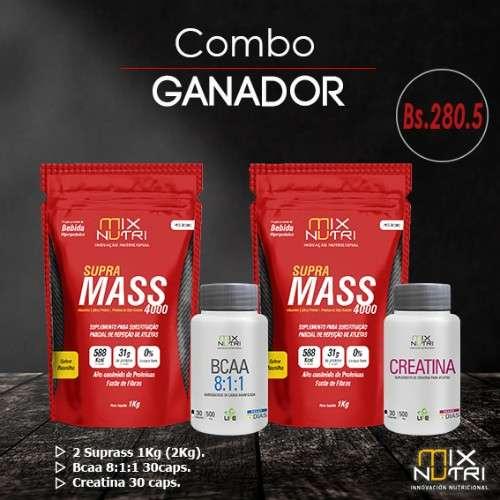 Pack ganador de peso y masa muscular565657859