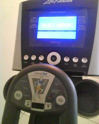 X3 total - body elliptical cross - trainer life fitness professional1157581313