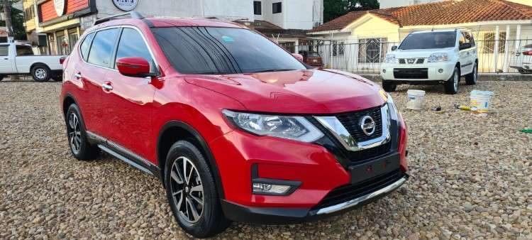 Impecable nissan x-trail mod.2020 secuencial imp. nibol125181051