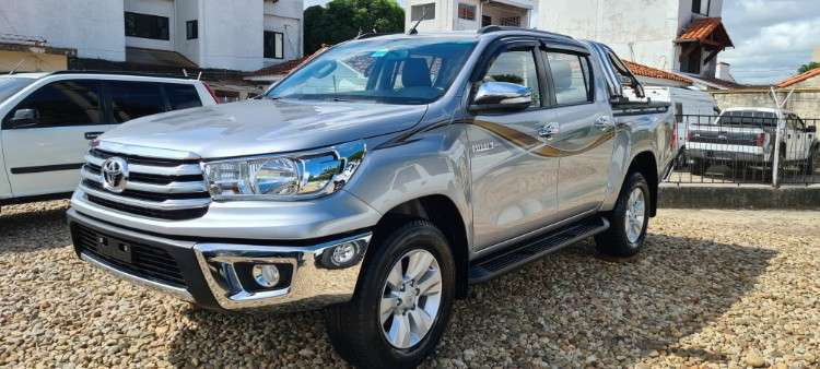 Impecable toyota hilux mod.2017 full thailandesa 604375572