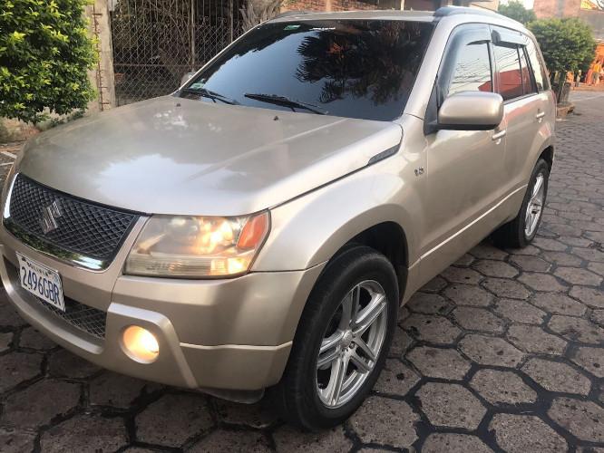 Tumomo Com Vendo Vagoneta Suzuki Grand Vitara Ano 2006