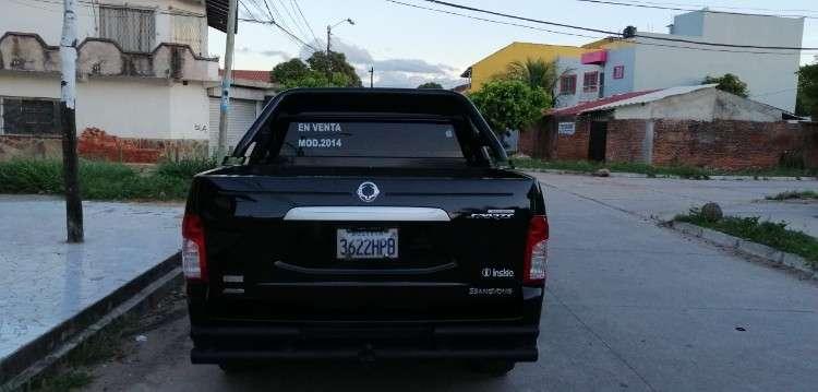 Camioneta  4x4 ssangyong actyon sport 2014147397507
