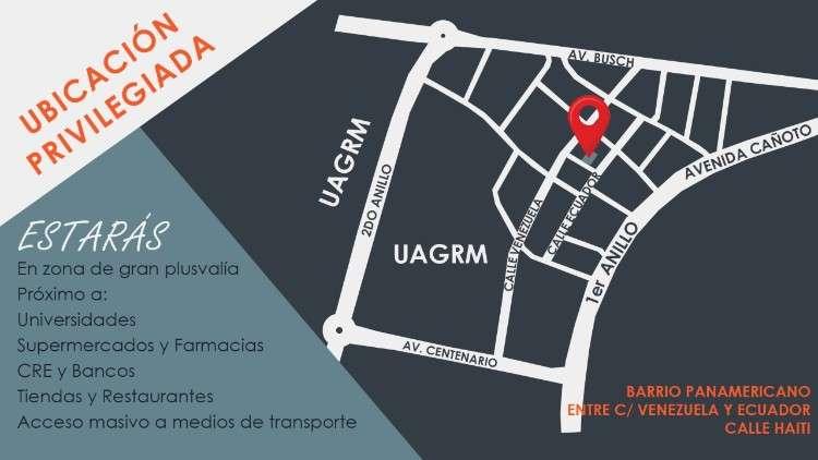 Departamento en pre venta de 1 y 2 dormitorios, edificio panamericano2133364703