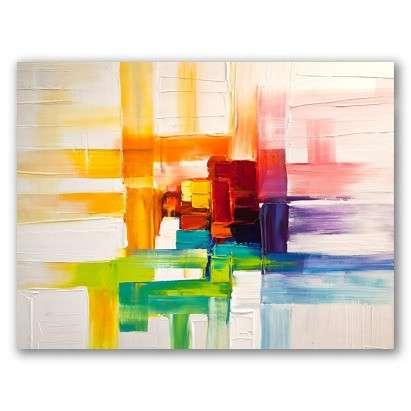 Cuadro pintado a pixel2022696348