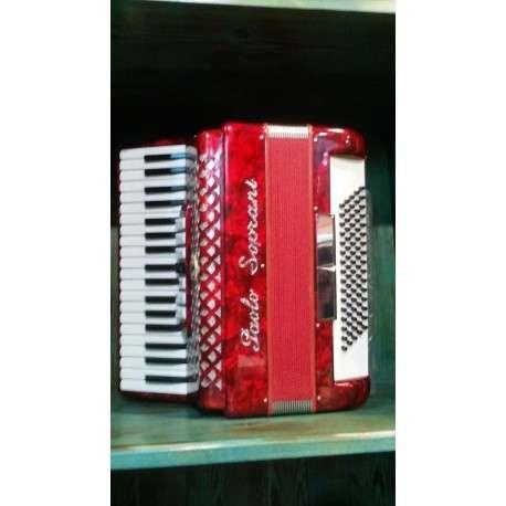 En venta acordeón pablo soprani original1981227314