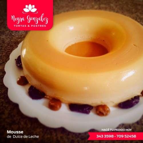 Mousse de dulce de leche576374636
