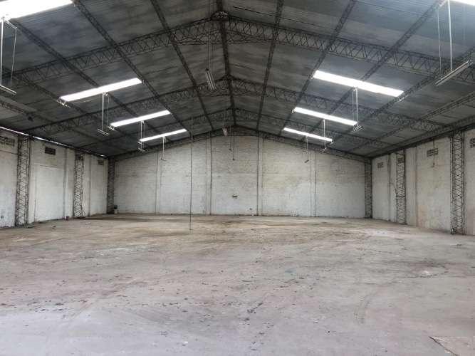 Zona norte y comercial alquilo: amplio y cerrado galpón  19215754