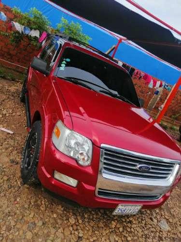 Ford explorer xlt  año 2010644531232
