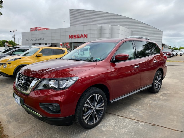 Nissan pathfinder (nibol) facturada1824220261