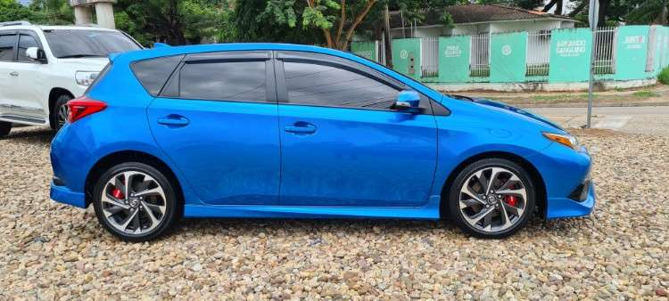 Impecable toyota corolla im mod.2018 full secuencial647971529