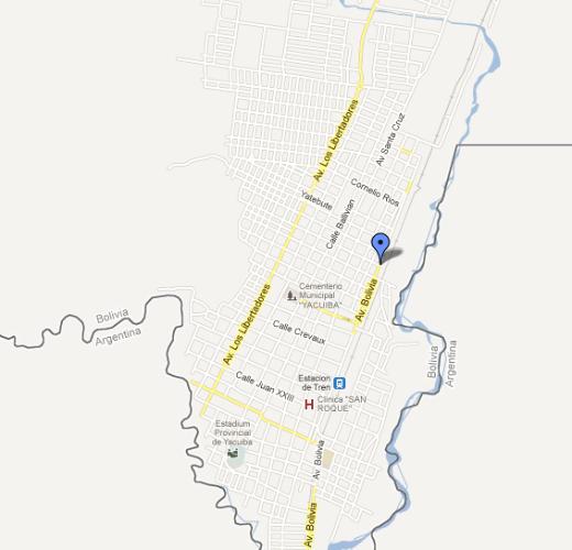 En venta terreno – lote al mejor postor en yacuiba frente terminal de buses1922619050