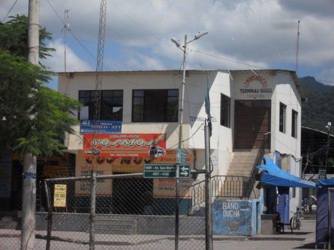 En venta terreno – lote al mejor postor en yacuiba frente terminal de buses650042420