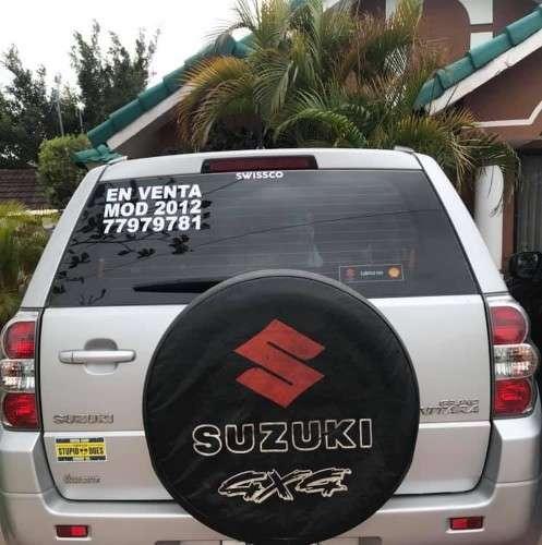 Vendo jeep suzuki grand vitara771005434