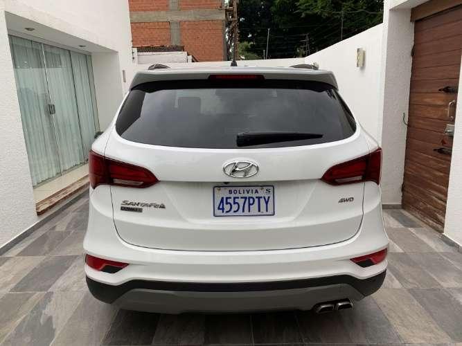 Hyundai santa fe 2018 4x4 3 filas de tienda 445976131
