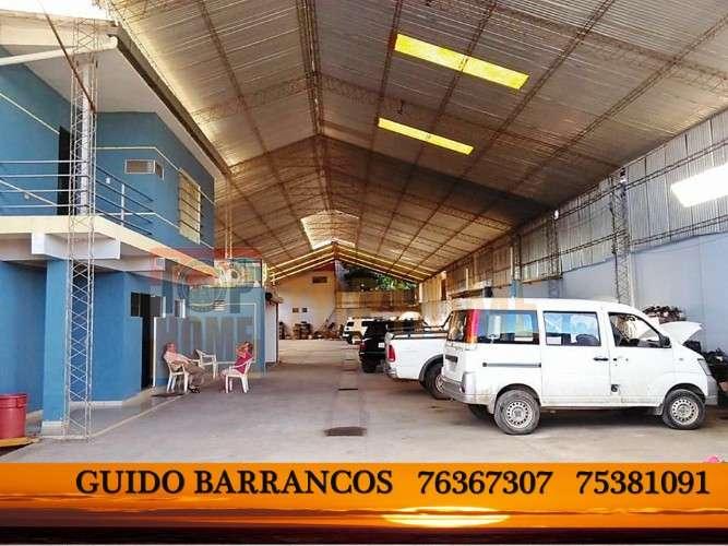 Centrico y amplio taller en alquiler894018817