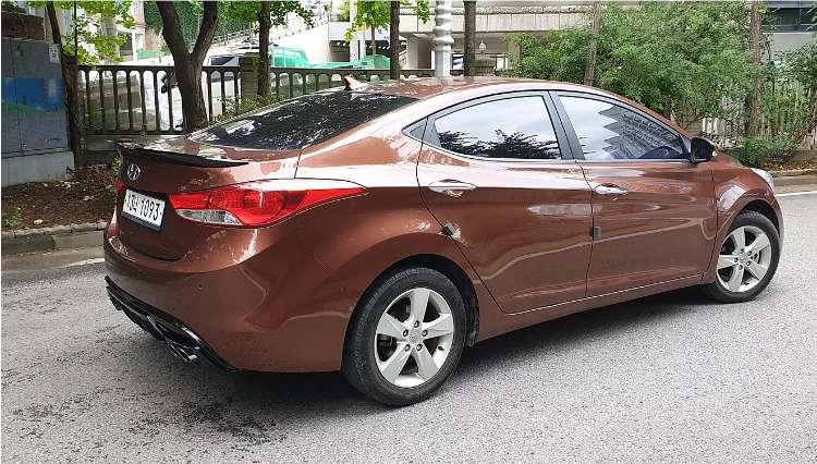 Hyundai avante 645515541