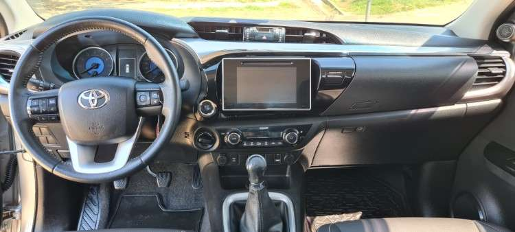 Impecable toyota hilux mod.2018 full imp. toyosa326845949