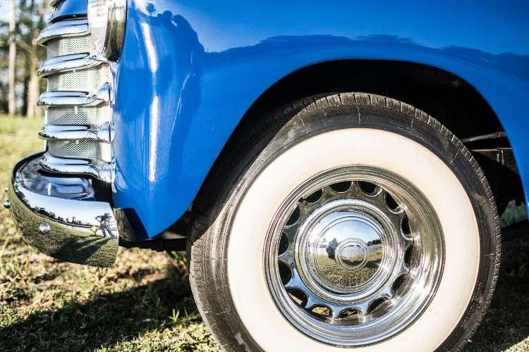 Alquiler camioneta clasica chevrolet año 1950412092412