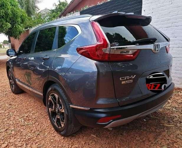 Honda crv 2019 de tienda impecable 4x4 turbo 31697563