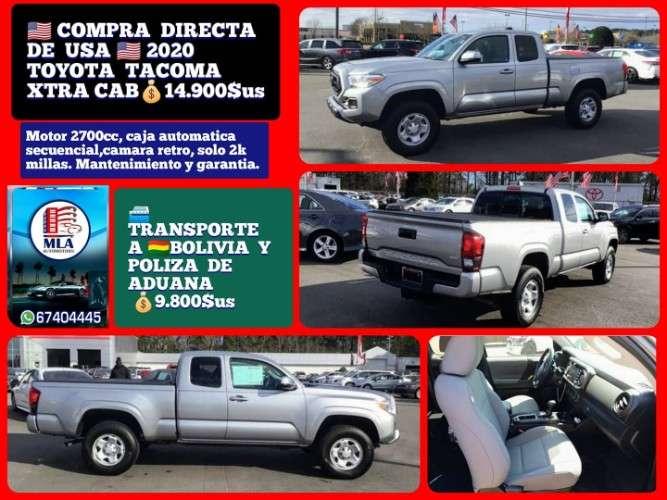 Toyota tacoma xtra cab44418103