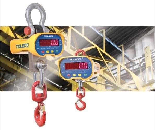 Balanza para grúa - capacidad 5 ton. prix-toledo do brasil585692893