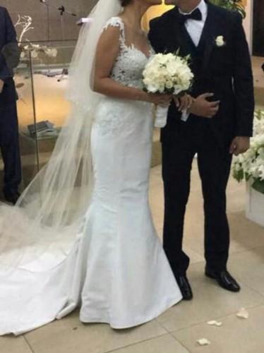 Vendo hermoso vestido de novia (único en bolivia)1531513063