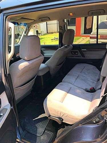 Vendo vagoneta mitsubishi montero 20091825417969
