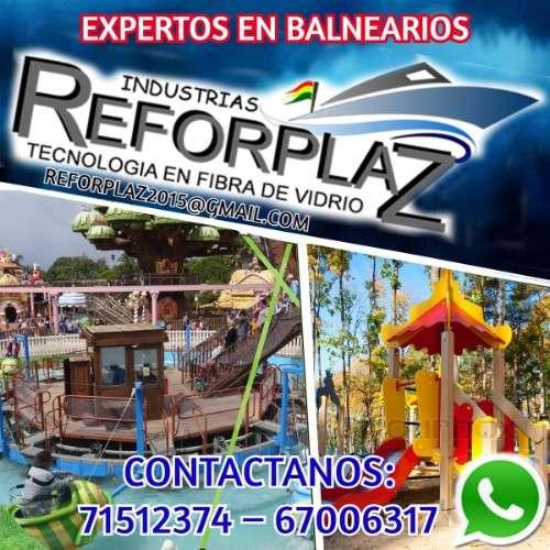 Realizamos balnearios, parques acuáticos, infantiles. 338318276