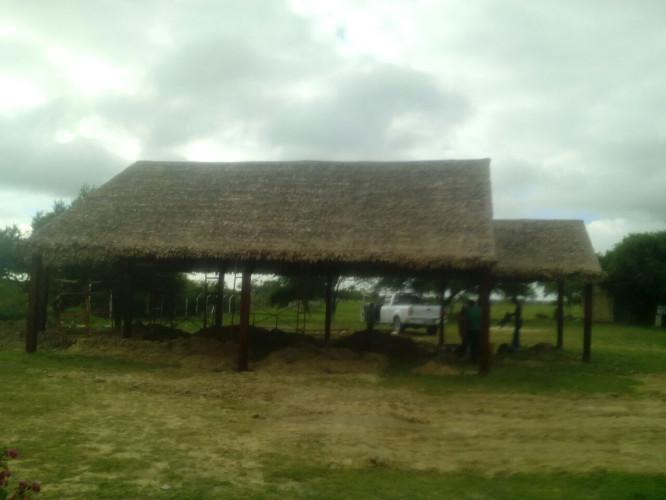 Construccion de cabañas de jatata2083095039