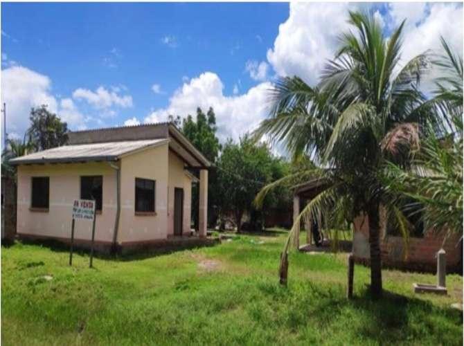 Vendo en fernández alonzo provincia obispo santistevan preciosa casa de una planta con espacioso terreno280094189