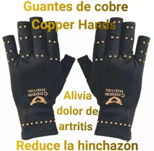 Guantes de cobre para la artritis 1571970042
