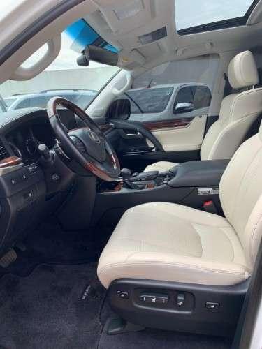 Lexus lx570 modelo 2018 de toyosa - impecable (tipo land cruiser) 2019, 20202105764458