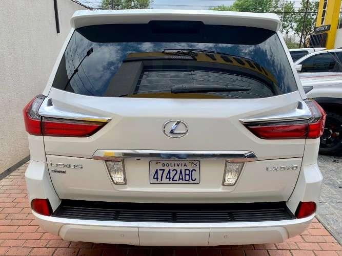 Lexus lx570 modelo 2018 de toyosa - impecable (tipo land cruiser) 2019, 20201910722042