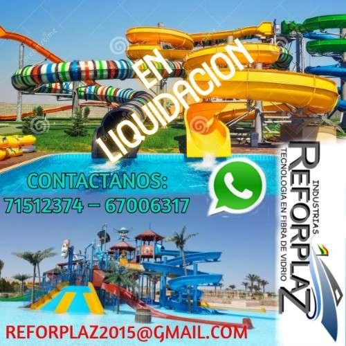 Fabricamos parques infantiles, balnearios, tanques industriales, etc.2028331380