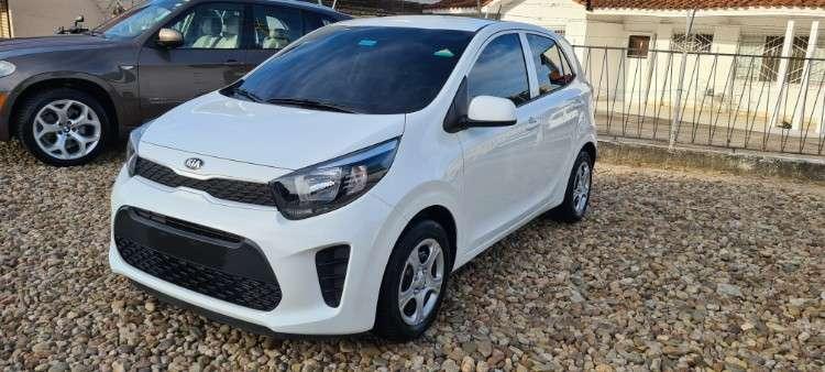 Impecable kia picanto mod.2020 automatico imp. autosud838124646