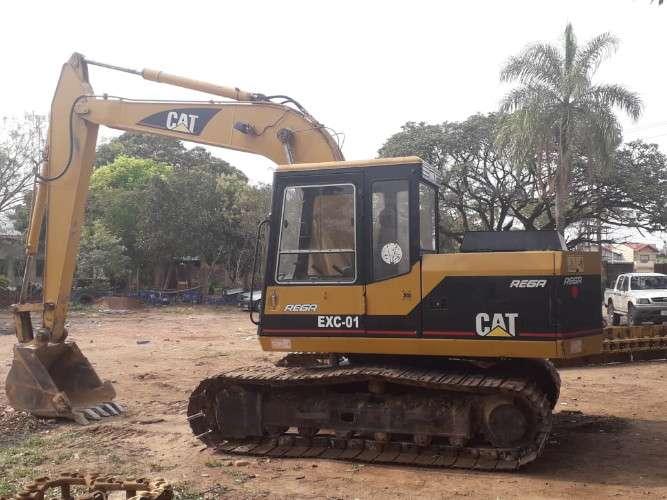 Vendo excavadora caterpillar e110b1655838480