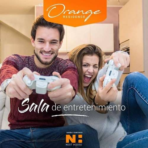 Departamento en pre venta de 1 dormitorio, condominio orange22170683