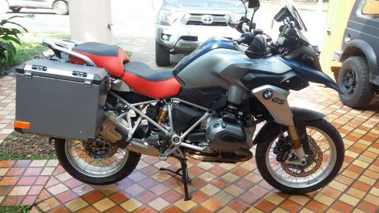Bmw gs 1200 año 2015 14000$us 1469581630