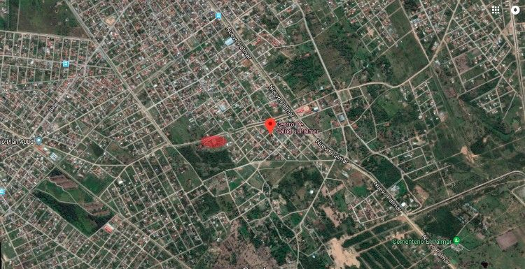 Terreno en zona de expansion1057387516