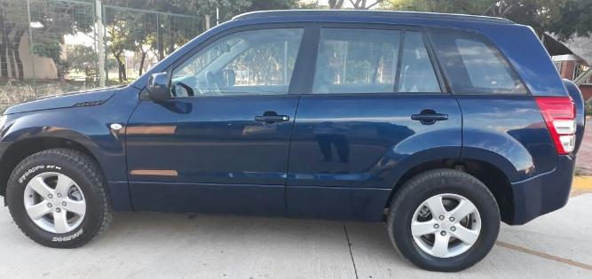 Tumomo Com Vagoneta Suzuki Grand Vitara 2014